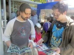 free comics prove powerful force at dewey's